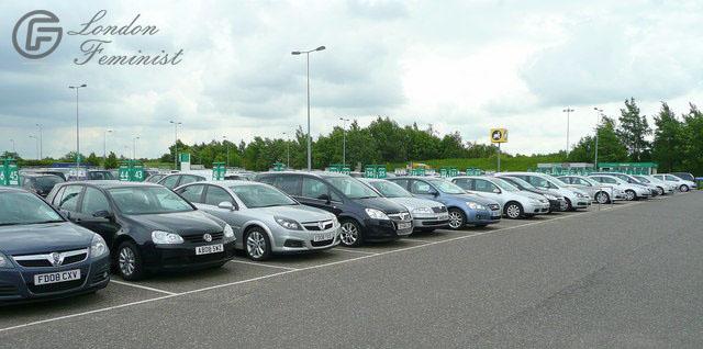 Car hire - autopark