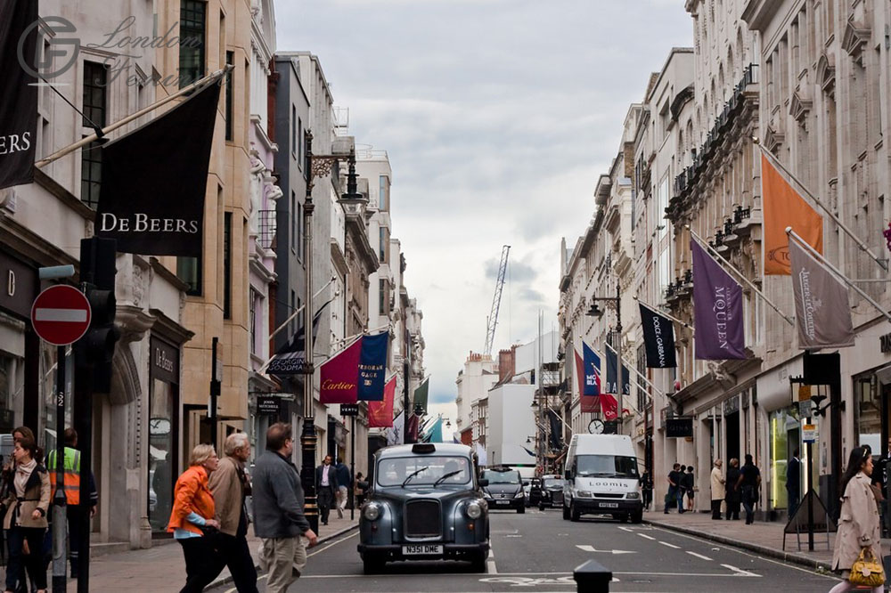 Bond Street, Mayfair